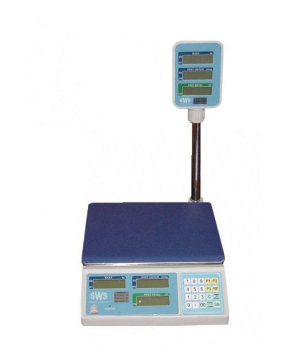 Cantar electronic SWS conectare PC