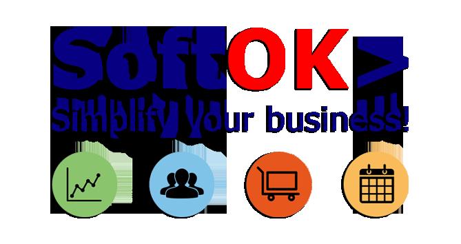 * Consultați Acordul de Licență privind utilizarea SoftOK