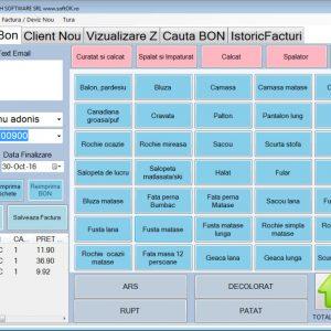 Aplicatie Spalatorie Haine