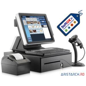 PACHET Sistem PC POS Gold (Restaurant / Magazin)