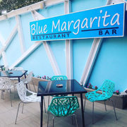 Restaurant Blue Margarita