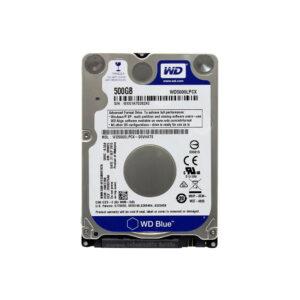 Hard Disk WD Blue 500 GB Laptop 5400 rpm SATA-III 2,5″