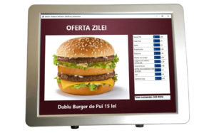 Monitor Display Client - Bon + Oferte