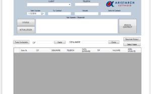Aplicatie CRM Distribuitori Case de Marcat si Echipamente Fiscale