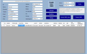 Aplicatie STATII ITP pentru fidelizare clienti prin SMS - SoftOK