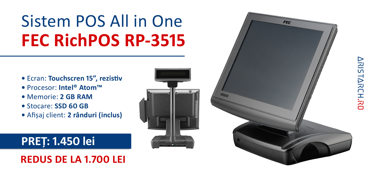 Banner_Sistem_POS_All_in_One_FEC_RichPOS_RP_3515_reconditionat