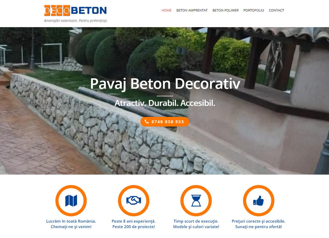 DecoBeton.ro