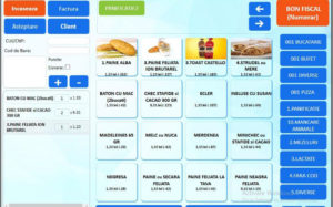 Noua Aplicatie Software POS Magazin - Fast-food by SoftOK -Aristarch Software