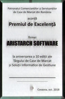 Placheta PCSCMR - Aristarch Software
