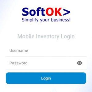 NOU! Aplicatie telefon SmartInventory> Inventar și interogare stocuri