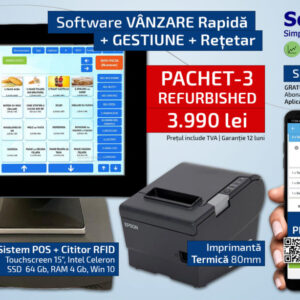 PACHET-3 REFURBISHED RESTAURANT / FASTFOOD